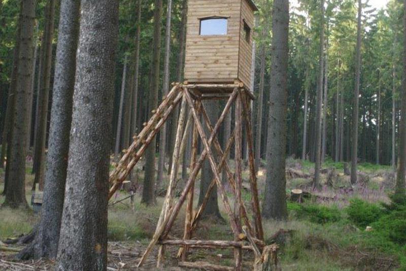 Schattinger Jagd Jagdliche Einrichtungen Hochsitze Kanzeln